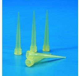 Pipette tips yellow 5-200ul Universal