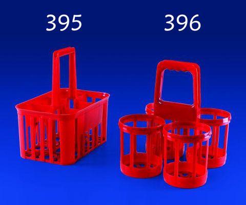 Bottle carrier 6 place max. 95mm diam.