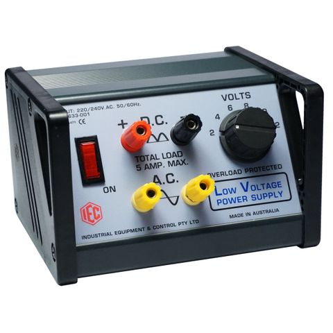 Power supply GP 2-12V AC/DC 5A