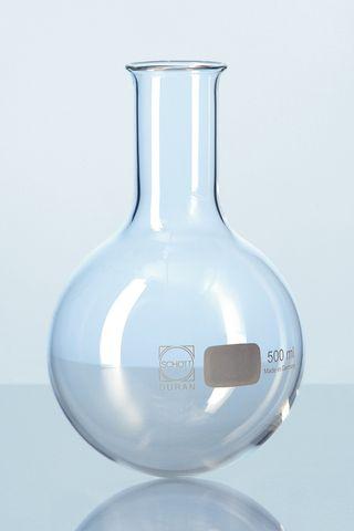 Flask round bottom N/M 50ml Duran  [WSL]