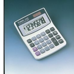 Calculator Canon LS82ZBL deck top