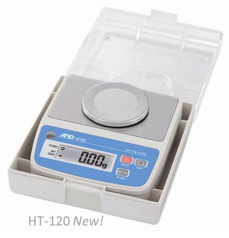 Balance electronic 120g x 0.01g