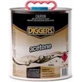 Acetone Technical (Diggers) 4lt