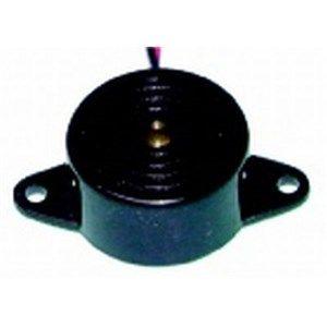 Piezo buzzer 3-16V 90dB with leads