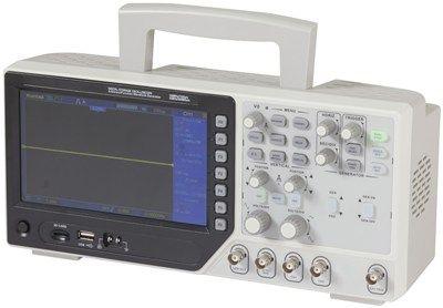 Oscilloscope digital 100MHz 2 channel