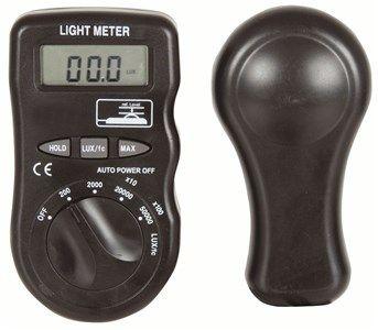 Light meter digital 0-50,000 lux