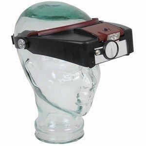 Magnifier LED Headband