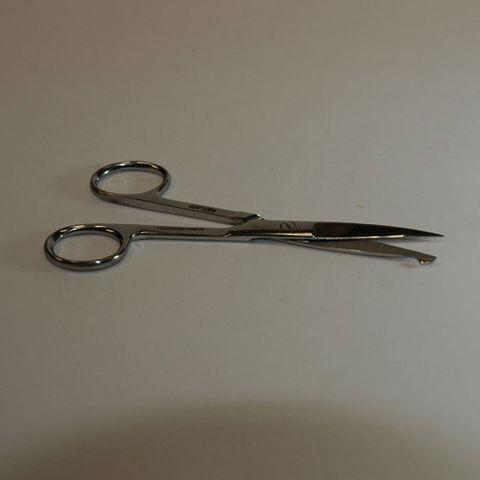 Scissors dressing sharp/probe 130mm