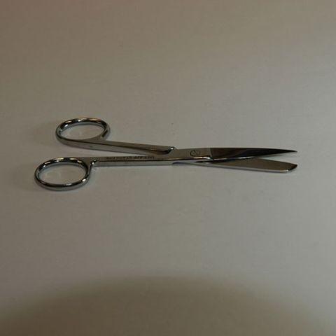 Scissors surgical sharp/blunt 100mm