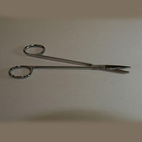 Scissors dissecting sharp/blunt 110mm