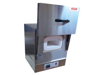 Muffle Furnace 3lt cap. w/safety door