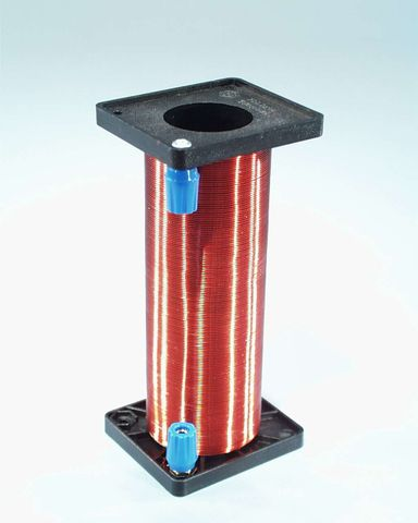 Air cored solenoid 700 turns Cu wire 5A