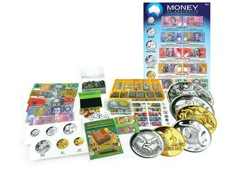 Money Theme Kit in Container