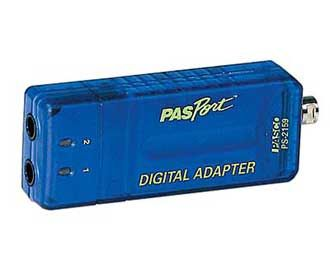 PASPort Digital adaptor