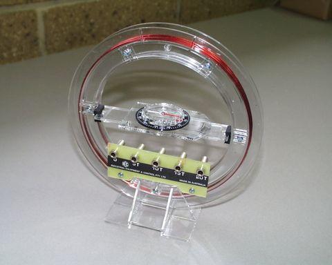 Tangent Galvanometer mini 4x coils
