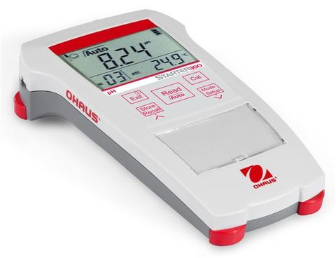 pH/mV/C meter Starter 300 w/o electrode