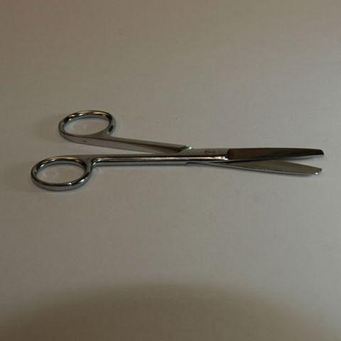 Scissors surgical blunt/blunt 100mm
