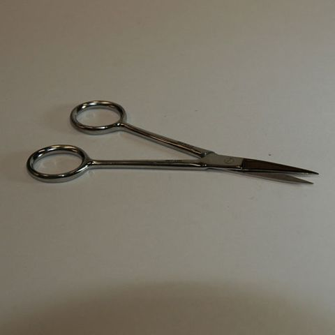 Scissors dissecting open shank 130mm