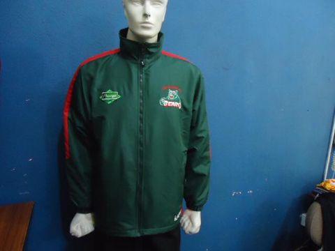 Customised parker jacket