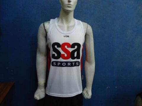 Customised Sublimated Singlet