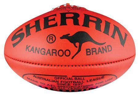 Football Sherrin KB full size