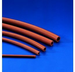 Tubing natural rubber 8mm ID x 12mm OD
