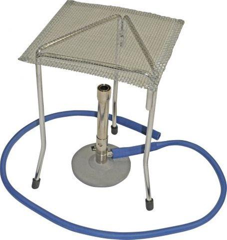 Bunsen burner kit natural gas