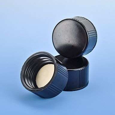 Screw cap 18-400 phenolic c/w PTFE seal