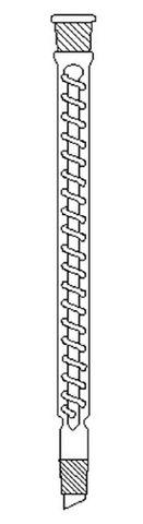 Column fractionating Dufton B19C/B24S