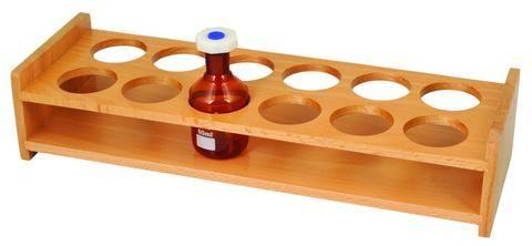 Bottle stand 4.5cm holes for 12 bottles