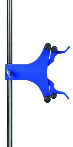 Clamp burette high strength alloy single