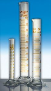 Cylinder measuring glass 10ml Cl.A [WSL]