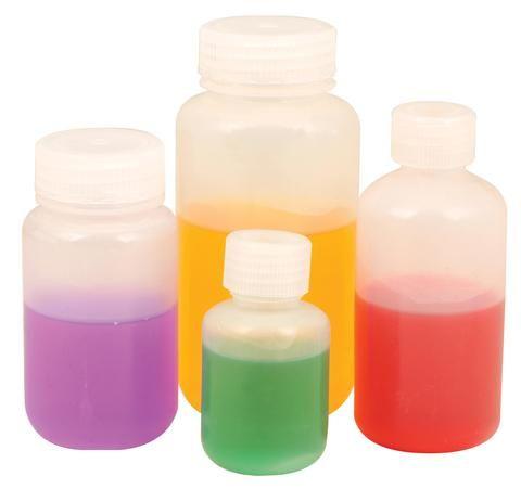 Bottle reagent 250ml polypropylene WM