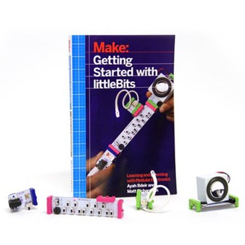 LittleBits Make: Getting started with LB