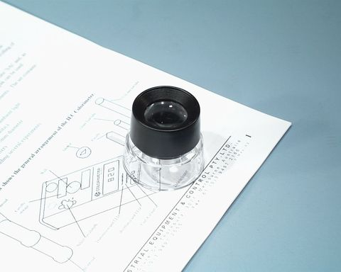 Magnifier View Loupe 10x Mag. 30mm