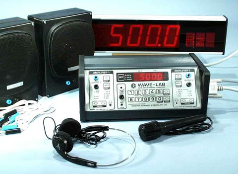 Signal generator 'WaveLab' digital