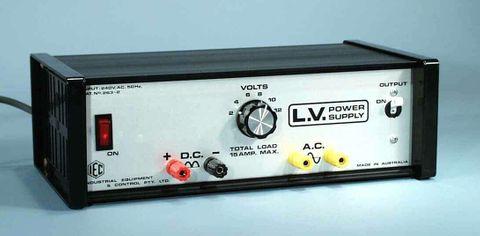 Power supply GP 2-12V AC/DC 15A