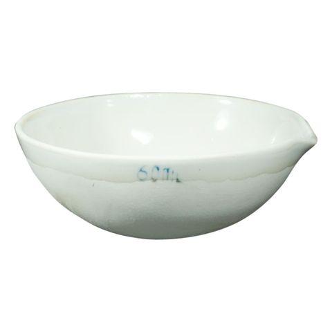 Basin porcelain 74x28mm r/bottom 60ml
