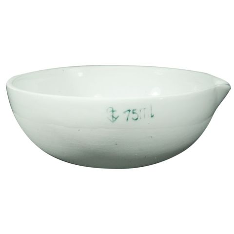Basin porcelain 83x30mm r/bottom 75ml