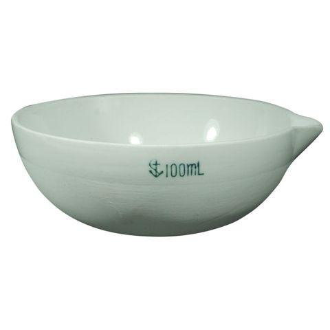 Basin porcelain 87x35mm r/bottom 100ml