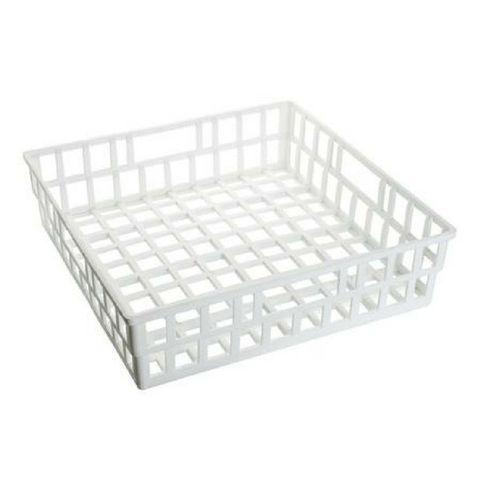 Basket draining PP 400x400x100mm