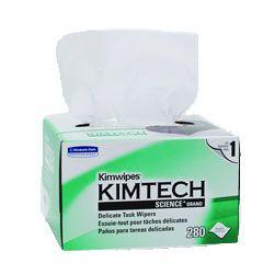 Kimtech Kimwipes low lint 11x21cm *BULK*