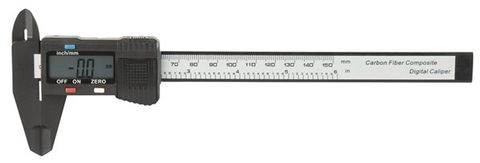 Caliper vernier digital 150x0.01mm c/fib