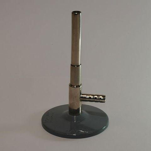 Bunsen burner 11mm OD with regulator NG