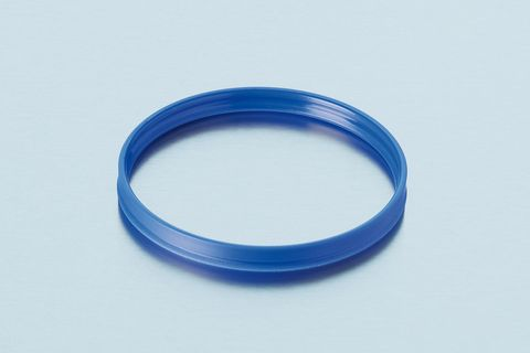 Pouring ring PP Blue GL45