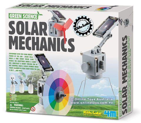 Green Science - Solar Mechanics