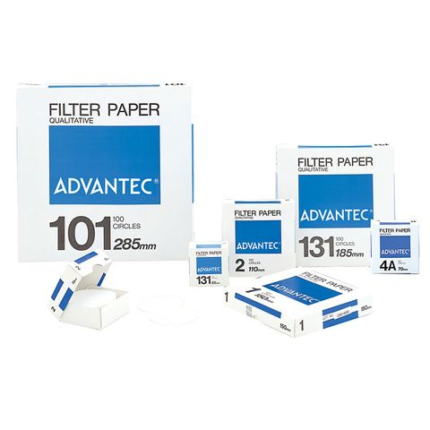 Phase sep. paper Advantec No.2S 110mm