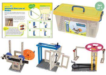 Motion & mechanism 20 modules
