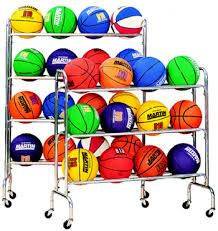 Portable Ball Rack- Holds 20 Balls