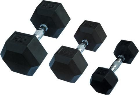 Hex Dumbell Set 15kg